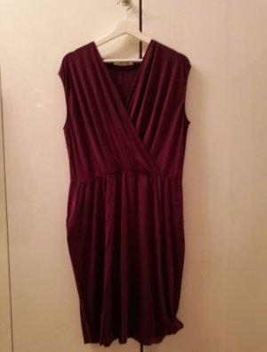 Studio Sweat Dress dark violet