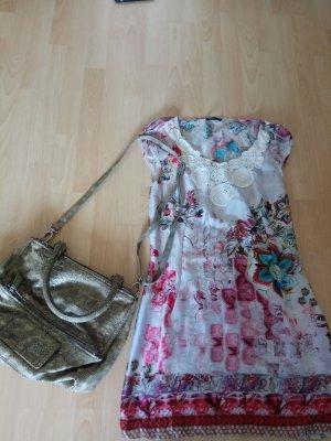 Kleid + Tasche
