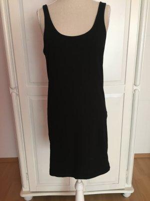 Kleid Top Tanktop schwarz basic