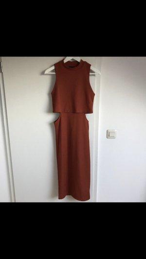 Topshop Robe rouge carmin
