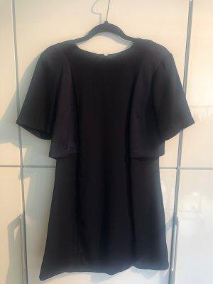 Kleid Topshop dunkelblau