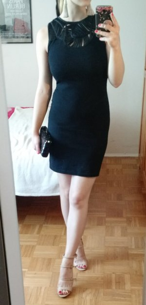 Kleid Topshop Gr. 38 S M bodycon schwarz cocktail club disco party cocktail sexy