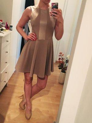 Kleid Topshop nude neu