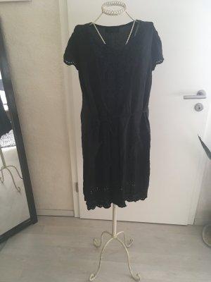 Kleid Topshop schwarz