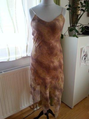 Kleid * Trägerkleid * Maxi * Asymetrisch * LOVIE Paris *