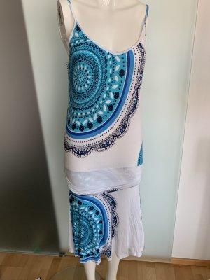Kleid Trägerkleid Sommer Urlaub Gr 36 38 S von Beach Sun