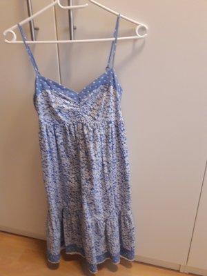 Kleid Trägerkleid Spitze