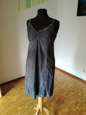 17&co Robe gris ardoise