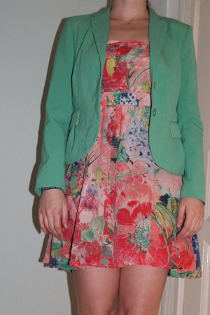 Asos Dress salmon-mint
