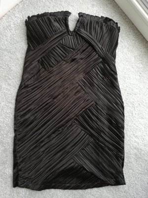 Kleid. Trägerlose Kleid. parisian.