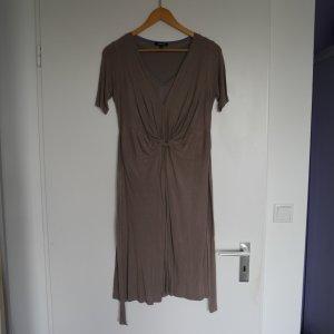 Kleid Tube grau baige in Gr. 34 von MORE&MORE