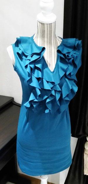 Kleid türkis blau grün 34 36
