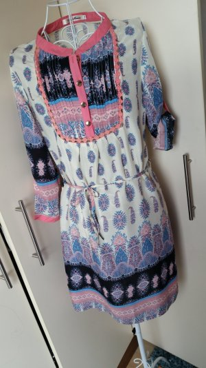 Kleid Tunika 36/38 bunt