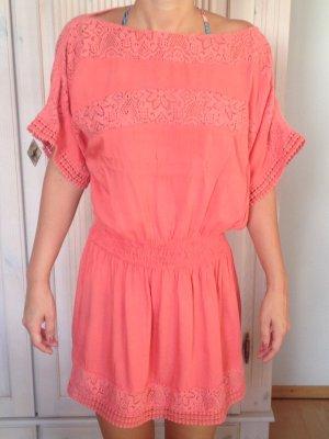 Kleid Tunika Accessorize Größe 36 pink
