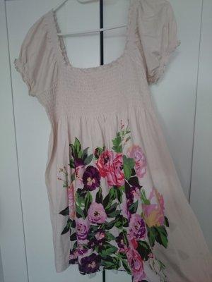 Kleid, Tunika aus Bio-Baumwolle
