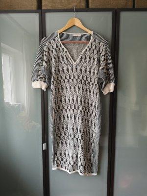 Kleid Tunika aus Strick von Stefanel Gr. S