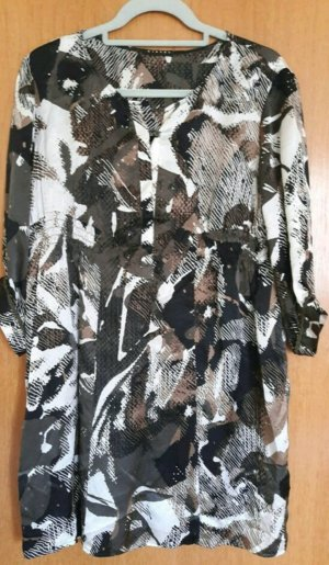 Kleid Tunika Bluse Sisley Größe 38