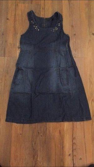 Kleid / Tunika Jeans Größe 34 von Zero