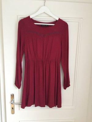 Kleid / Tunika mit Nieten