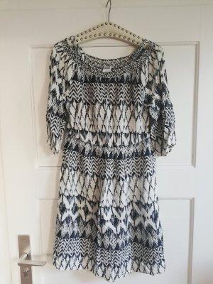Kleid, Tunika, Off Shoulder Kleid