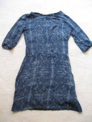kleid tunika orsay blau gr. s 36