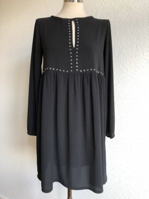 Angela Davis Robe courte noir