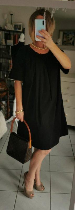 Kleid, Tunika schwarz von Steffen Schraut