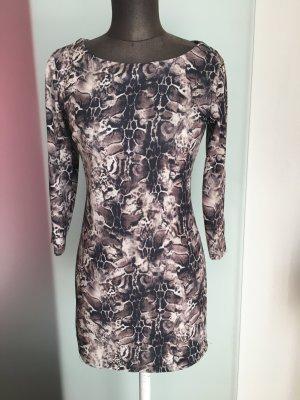 Kleid Tunika Stretch Gr 36 38 S aus Italien