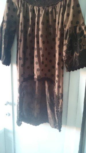 Twin set Dress brown