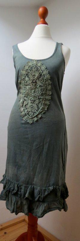 Kleid Tunika - Waldorf, Boho, Goa, Hippie, Festival S