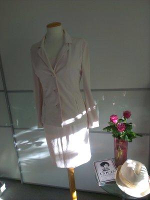 Kleid u Jacke pastellrose Marc Cain