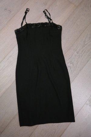 Kleid, United colors of benetton, schwarz, Größe S