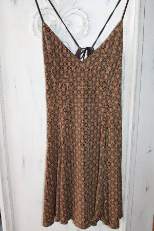 Kleid Urban Outfitters Gr. L Vintage boho hippie blumen