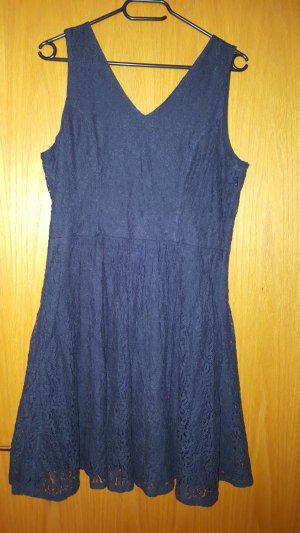 Vero Moda Sweat Dress dark blue