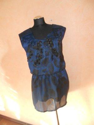 Vero Moda Mini Dress dark blue