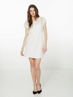 Kleid Vero Moda Gr.M/38 Sommerkleid Cocktailkleid Minikleid Spitze Mini Leicht