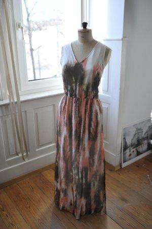 Kleid Vero Moda, neu mit Etikett, Gr. M - tolle Farben, überkreuzter Rücken