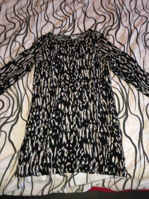 Kleid Vero Moda schwarz, weiß in Größe S