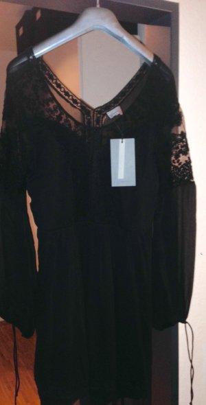 Kleid VeroModa L schwarz