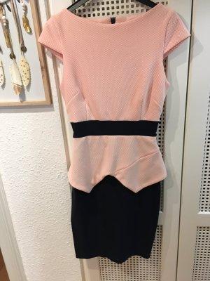 Kleid VESPER rosa/marine