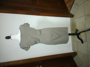 Kleid Vestino mit Raffung Größe 40 grau
