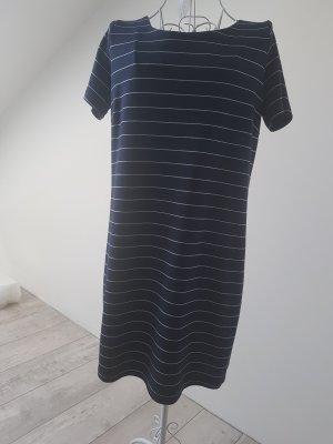 Kleid Vila blau weiß gestreift