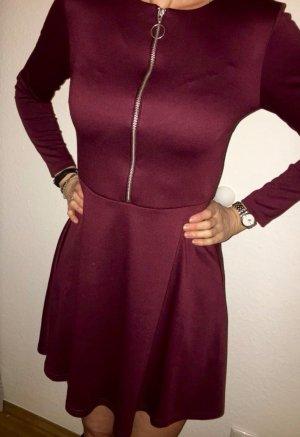 Kleid Vila Bordeaux Gr M