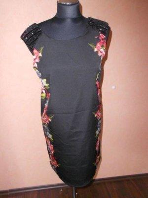 Kleid Vila Gr. M = 38 Blumen