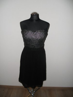 kleid Vila S Glitzerdetail