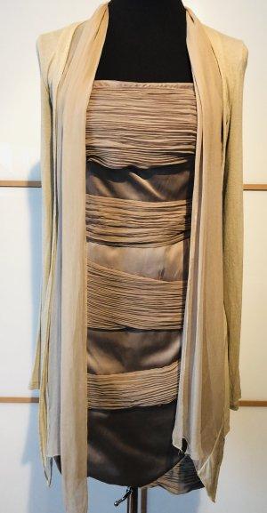 Kleid Vila S mit passender Weste von Northland