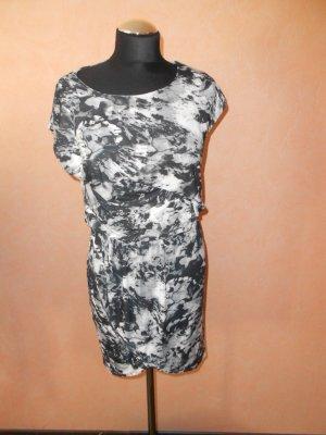Kleid Vila S Muster grau
