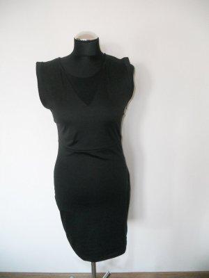 Kleid Vila schwarz Gr. M