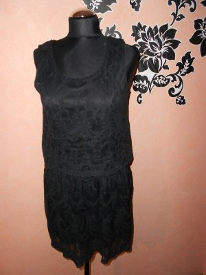 Kleid Vila Spitze Gr. M schwarz