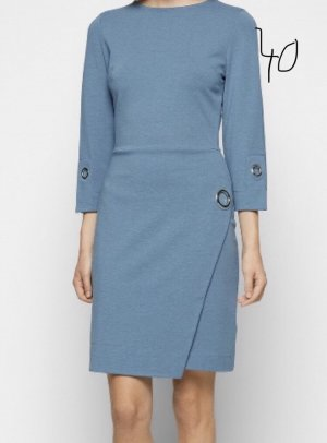 Edited Jersey Dress cornflower blue